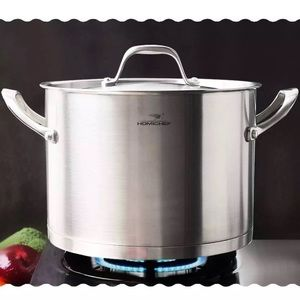 Homi Chef Stainless Steel 8 Qt Pot